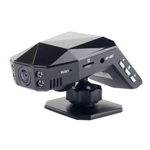 Автовидеорегистратор с GPS и монитором Globex GU-DVV007