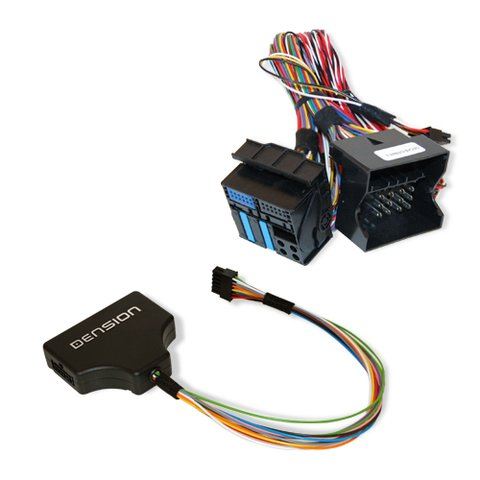 Dension CDR2BM4 adaptador para CD y Gateway 100/300 en BMW (40 Pin)