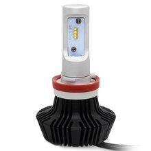 Car LED Headlamp Kit UP 7HL H16W 4000Lm H16, 4000 lm, cold white  - Short description