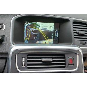 Front and Rear View Camera Connection Adapter for Volvo with Sensus Connect System