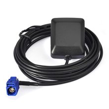Universal GPS Antenna with Angled FAKRA Connector - Short description