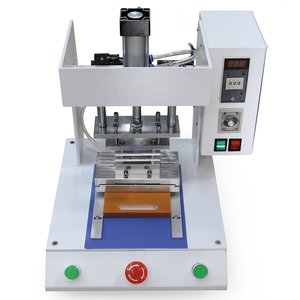Semi-automatic Device for Frame Gluing AS-654 for Apple iPhone 4, iPhone 4S, iPhone 5, iPhone 5C, iPhone 5S, iPhone 6, iPhone 6 Plus, iPhone SE Cell Phones