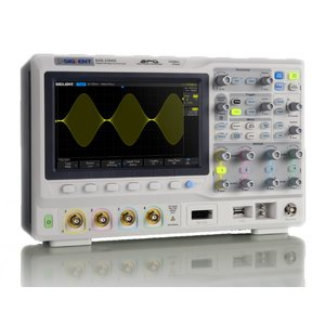 Super Phosphor Oscilloscope SIGLENT SDS2202X