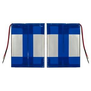 Battery, (115 mm, 90 mm, 3.0 mm, Li-ion, 7.4 V, 3000 mAh)