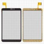 "Touchscreen China-Tablet PC 8""; Prestigio MultiPad Wize (PMT3408), (8"", 204 mm, 120 mm, 51 pin, capacitive, black) #ZYD080-64V01"