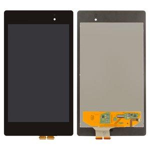 Pantalla LCD para tablet PC Asus MeMO Pad 7 ME572C, Nexus 7 google NEW (2Gen), negro, con cristal táctil