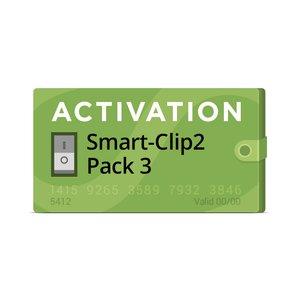 Активация Pack 3 для Smart-Clip2