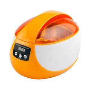 Ультразвуковая ванна Jeken CE-5600A (оранжевая)