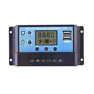 Контроллер зарядки фотомодуля PVI-PWM-10A (10 A)