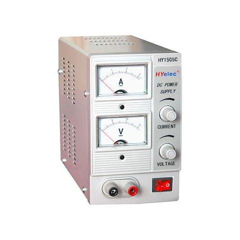 Регульований блок живлення HYelec HY1505C
