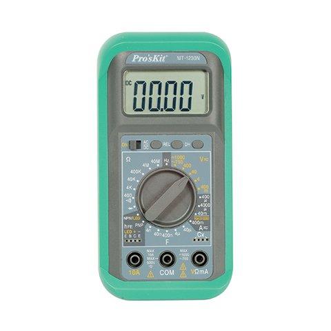 Цифровой мультиметр Pro'sKit MT 1230N