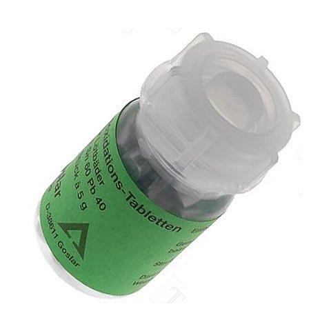 Антиоксидантні таблетки GOSLAR TAB UTL упаковка 50 штук