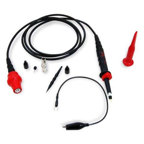 Высоковольтный щуп для осциллографа TT HV250, 100:1 2500В
