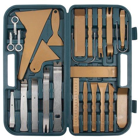 Набір інструментів для знімання обшивки 36 предметів