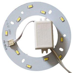 Комплект для збирання світлодіодного світильника 5 Вт (природний білий, круглий, 4000-4500 К)