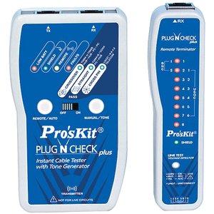Тестер кабеля Pro'sKit MT-7055
