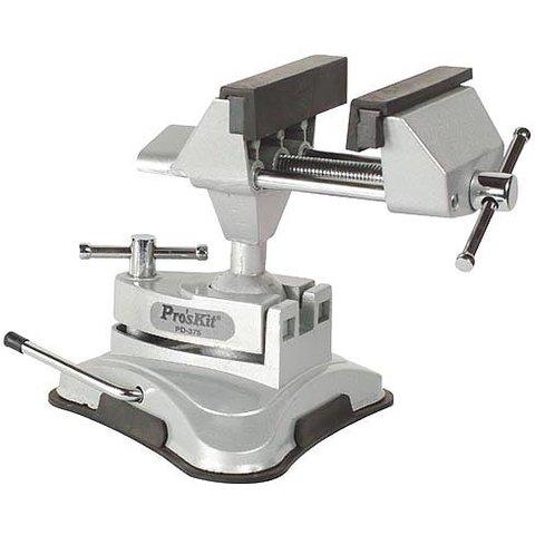 Тиски с регулируемым положением держателя Pro'sKit PD 375