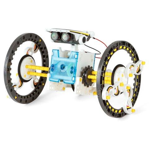 Робот 14 в 1 на сонячних батареях, STEM конструктор CIC 21 615