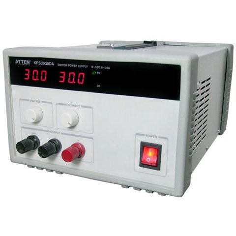 Switching DC Power Supply ATTEN KPS3030DA