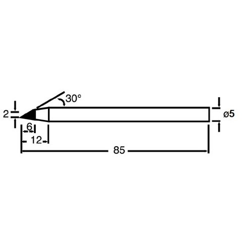 Soldering Iron Tip Pro'sKit SI-S120T-5BC